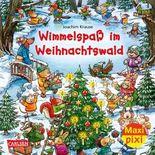 Maxi Pixi 240: Wimmelspaß im Weihnachtswald