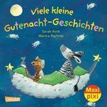 Maxi-Pixi Nr. 35: Viele kleine Gutenacht-Geschichten