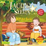Maxi-Pixi Nr. 76: Lauras Stern - Auf der Bank