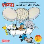 Maxi Pixi 136: Petzi reist um die Erde