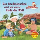 Maxi Pixi 187: Das Sandmännchen reist ans andere Ende der Welt