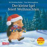 Maxi Pixi 193: Der kleine Igel feiert Weihnachten