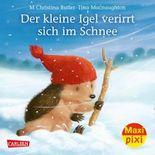 Maxi Pixi 287: Der kleine Igel verirrt sich im Schnee