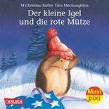Maxi-Pixi Nr. 139: VE 5 Der kleine Igel und die rote Mütze