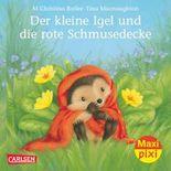 Maxi-Pixi Nr. 140: VE 5 Der kleine Igel und die rote Schmusedecke