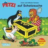 Maxi-Pixi Nr. 134: VE 5 Petzi auf Schatzsuche