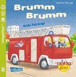 Baby Pixi 23: Brumm, Brumm
