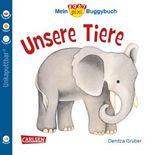 Baby Pixi 44: Mein Baby-Pixi Buggybuch: Unsere Tiere