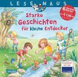 LESEMAUS Sonderbände: Starke Geschichten für kleine Entdecker