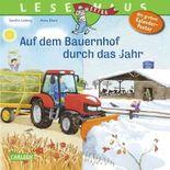 LESEMAUS 90: Auf dem Bauernhof durch das Jahr