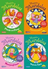 Pixi-kreativ-Box 32: Neue magische Mandalas (4x7 Exemplare)