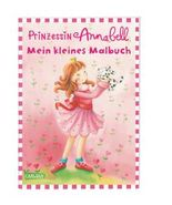 Prinzessin Annabell: Mein kleines Malbuch