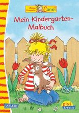 Pixi kreativ 5: Conni: Kindergarten-Malbuch