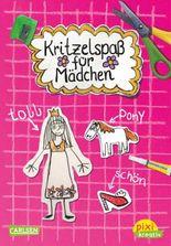 Pixi kreativ 13: Kritzelspaß für Mädchen