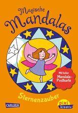 Pixi kreativ 123: Magische Mandalas: Sternenzauber