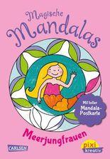 Pixi kreativ 124: Magische Mandalas: Meerjungfrauen