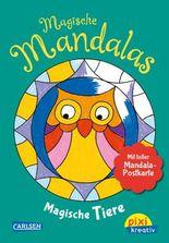 Pixi kreativ 125: Magische Mandalas: Magische Tiere