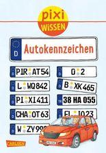 Pixi Wissen 102: Autokennzeichen