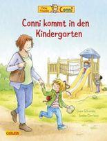 Conni-Bilderbücher: Conni kommt in den Kindergarten (Neuausgabe)