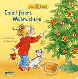 Conni-Bilderbücher: Conni feiert Weihnachten (Pappenbuch mit Klappen)