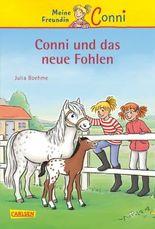 Conni-Erzählbände 22: Conni und das neue Fohlen