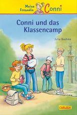 Conni-Erzählbände 24: Conni und das Klassen-Camp