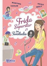 Frida Superstar im Tonstudio