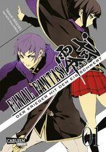 Final Fantasy - Type-0 1: Final Fantasy - Type-0: Der Krieger mit dem Eisschwert, Band 1