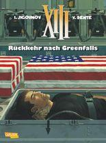 XIII 22: Rückkehr nach Greenfalls