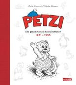 Petzi - Die gesammelten Reiseabenteuer 1