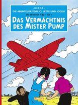 Die Abenteuer von Jo, Jette und Jocko - Das Vermächtnis des Mister Pump