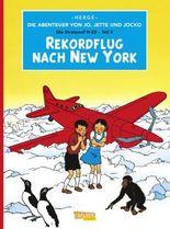 Die Abenteuer von Jo, Jette und Jocko 4: Rekordflug nach New York
