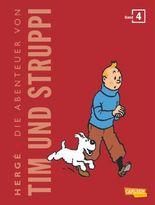 Tim und Struppi Kompaktausgabe 4