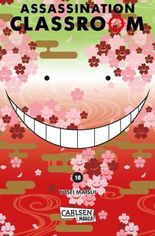 Assassination Classroom 18