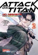 Attack On Titan - No Regrets Full Colour Edition 2