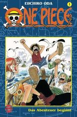 One Piece, Band 1