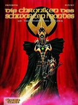 Die Chroniken des schwarzen Mondes - Softcover-Ausgabe: Chroniken des Schwarzen Mondes, Die, Band 10: Das Ende des Adlers