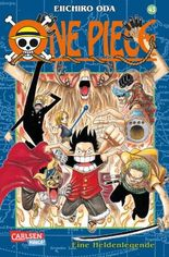 One Piece, Band 43