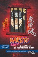 Blood Prison - Die Rückkehr des Helden (Nippon Novel)