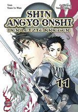 Shin Angyo Onshi - Der letzte Krieger / Shin Angyo Onshi, Band 11