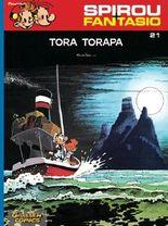 Spirou & Fantasio 21: Tora Torapa