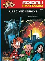 Spirou & Fantasio 25: Alles wie verhext