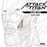 Attack on Titan - Coloring Book