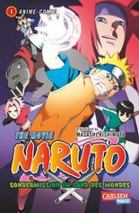 Naruto the Movie: Sondermission im Land des Mondes, Band 1