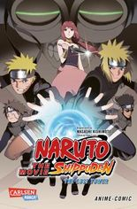 Naruto the Movie: Shippuden - The Lost Tower
