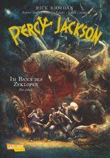 Percy Jackson Comic: Im Bann des Zyklopen
