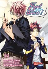 Food Wars - Shokugeki No Soma 14