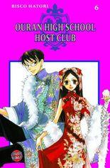 Ouran High School Host Club. Bd.6