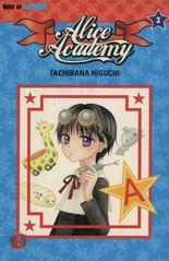 Alice Academy, Band 3