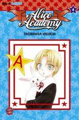 Alice Academy, Band 4